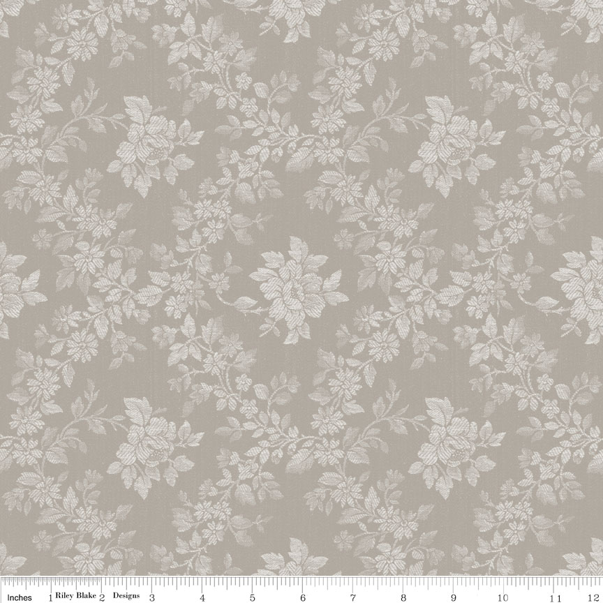 Charming Rose Taupe 6651