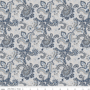Charming Paisley Taupe 6652