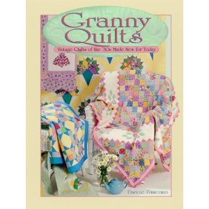 Granny Quilts by Darlene Zimmerman